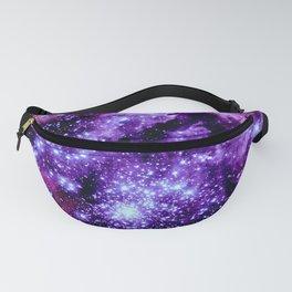 galaXy. Stars Purple Pink Nebula Fanny Pack