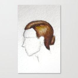 The Waitress Canvas Print