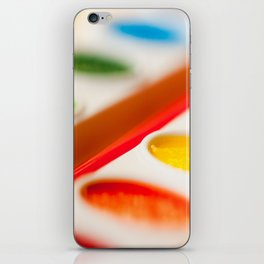 Watercolors iPhone Skin