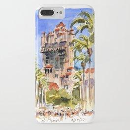 Tower of Terror iPhone Case