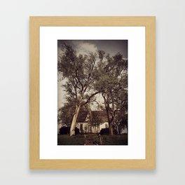 The Anstee Estate Framed Art Print