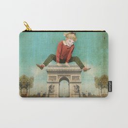 Parisian leapfrog  Carry-All Pouch