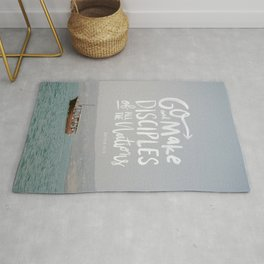 The Great Commission Bible Institute Print - 2 Rug