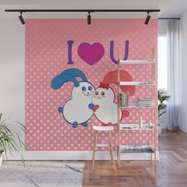 Ernest | Loves Coraline Wall Mural