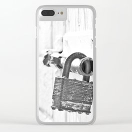 master Clear iPhone Case