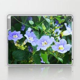 Time For Spring - Floral Art By Sharon Cummings Laptop & iPad Skin