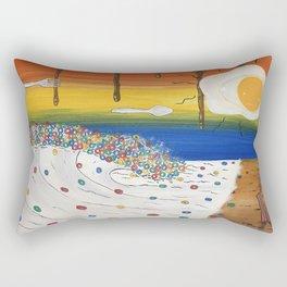 Break-fast Rectangular Pillow