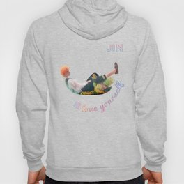 BTS Love Yourself Answer Design - Jin Hoody