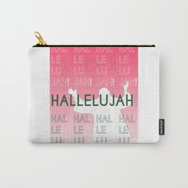Hallelujah 2 Carry-All Pouch