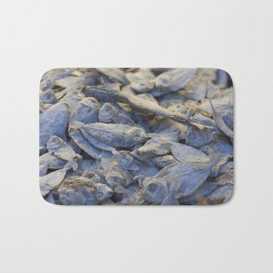 Dried Fish Bath Mat
