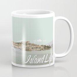 Island Life  Coffee Mug