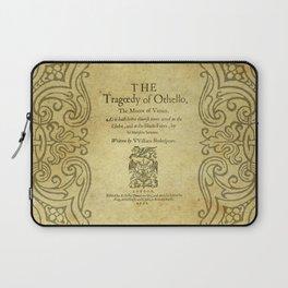 Shakespeare. Othello, 1622. Laptop Sleeve
