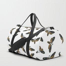Butter Moth Duffle Bag