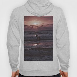 Sunset Surf Hoody