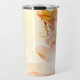 Tenjou Tenge - Aya Natsume Travel Mug