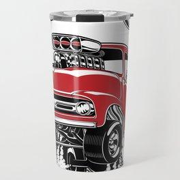 1956 FORD PICK-UP Workin' Hot Rod series Travel Mug