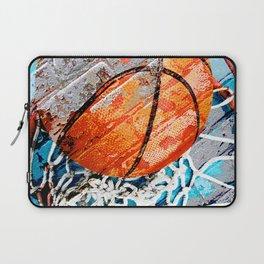Modern basketball art 3 Laptop Sleeve