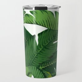 banana leaves Travel Mug