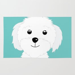 It is a puppy - National Puppy Day Rug