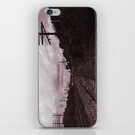 Chandler Street Rails iPhone Skin