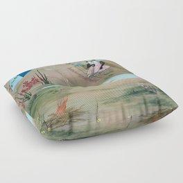 Nourishment Floor Pillow