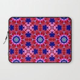 Floral fantasy pattern design Laptop Sleeve