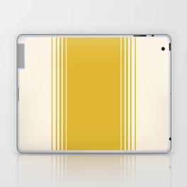 Marigold & Crème Vertical Gradient Laptop & iPad Skin