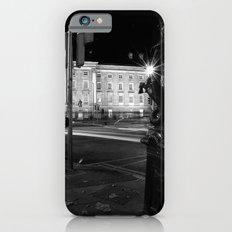 Stop. Light. [Black & White] iPhone 6s Slim Case