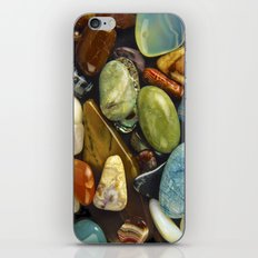 Jewel of the Little Gems - well actually polished stones...... iPhone & iPod Skin