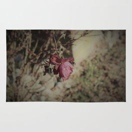 December Rose Rug