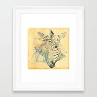 paradise Framed Art Prints featuring Paradise by dogooder