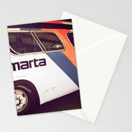 Marta Transit Stationery Cards