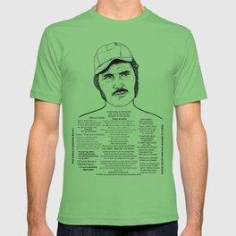 Jaws Captain Quint Ink'd Series T-shirt