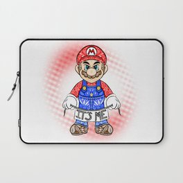 It's ME, Mario !  Laptop Sleeve
