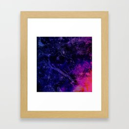 sp4c3 k1ll Framed Art Print