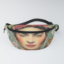 Frida Kahlo X Fanny Pack