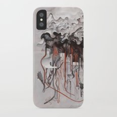 The Unfurling Dreamer iPhone X Slim Case