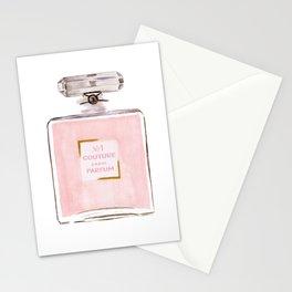 Pink Parfum Stationery Cards