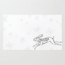 Snowbunny Rug