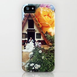 Hansel and Gretal iPhone Case