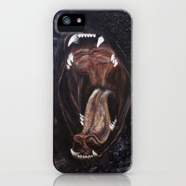 the Kitty Maw iPhone Case
