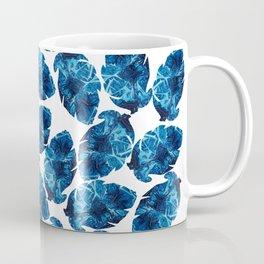 Ocean Leaves Coffee Mug