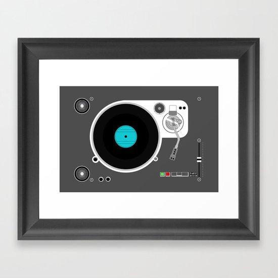 RECORD PLAYER by probestdesign