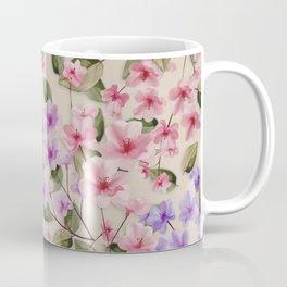 Flowers - Ensō Coffee Mug