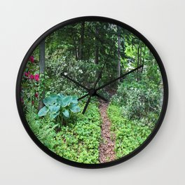 This is My Town Wall Clock