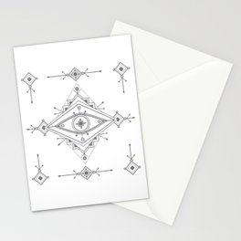 Wild Eye - Day Stationery Cards