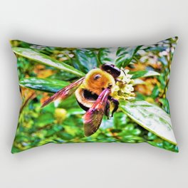 Gardener Rectangular Pillow