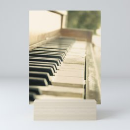 Tickling The Ivories Mini Art Print