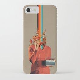 Musicolor iPhone Case