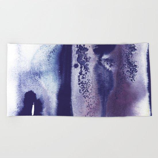 Little shadow Beach Towel